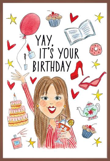 - chocoladekaart-yay-it-is-your-birthday