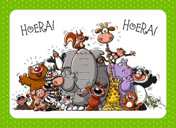 - dieren-roepen-hoera