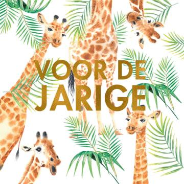 - giraf-kaart-voor-de-jarige
