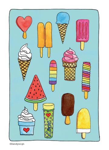 - een-heerlijke-zomerse-ijsjeskaart-waar-je-water-van-in-je-mond-krijgt