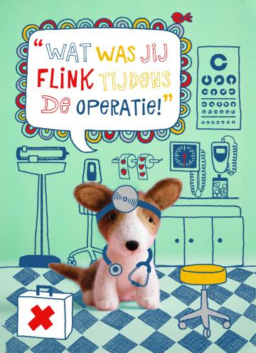 - hond-tijdens-operatie