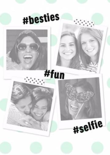 - fotokaart-hashtag-besties-fun-selfie-polaroid-fotoos