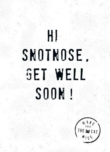 - hi-snotnose
