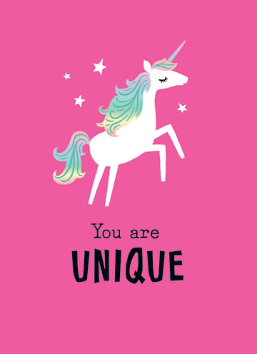 - unicorn-you-are-unique