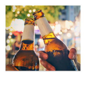 - Gefeliciteerd-kaart-cheers-met-bier-Polaroid