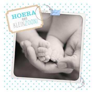 - babyvoetjes-handjes-kleinzoon