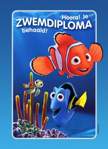 - Nemo-zwemt-met-vrienden