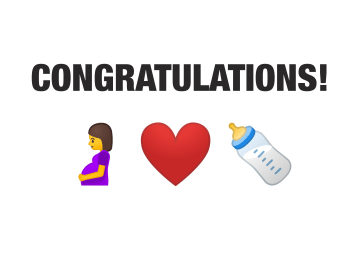 - zwanger-kaart-emojis-congratulations