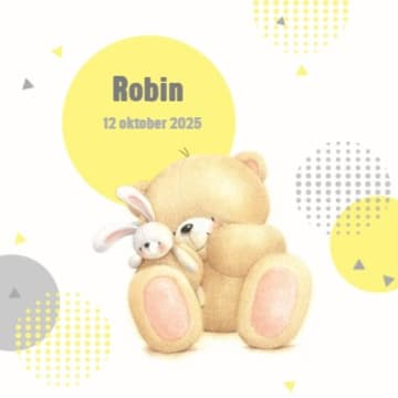- beertje-met-konijnen-knuffel-geel