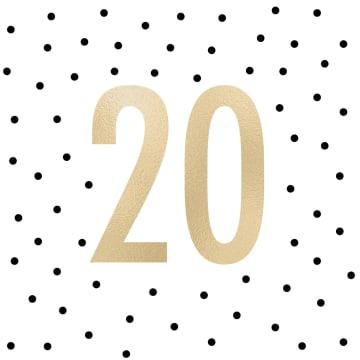 - gouden-20-met-stippen
