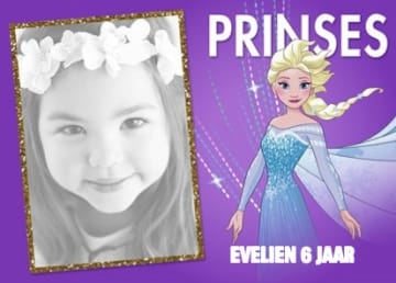- een-prinsessenkaart-met-foto