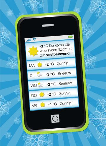 - mobiele-telefoon-weersverwachting