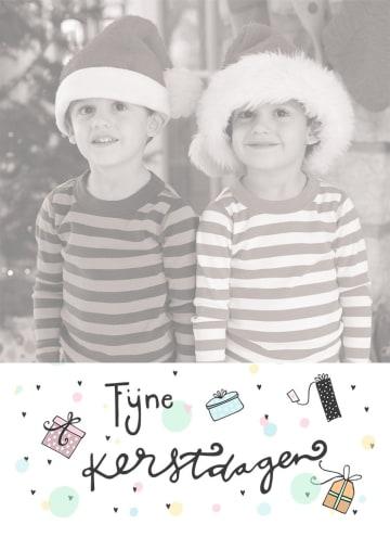 - fijne-kerstdagen-kadootjes-fotokaart