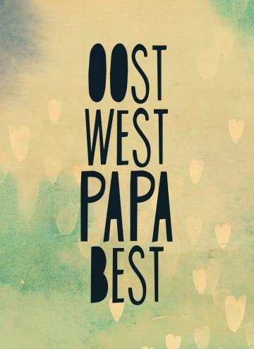 - -papa-best-op-aquarel-