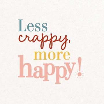 - Sterktekaart-less-crappy-more-happy