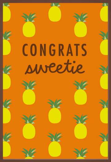 - congrats-sweetie