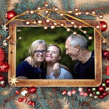 - kerstkaart-fotokaart-fotoframe