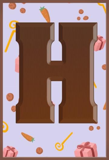 - sinterklaarkaart-choco-H
