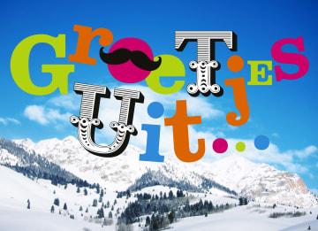 - -gekleurde-letters-groetjes-uit-de-sneeuw