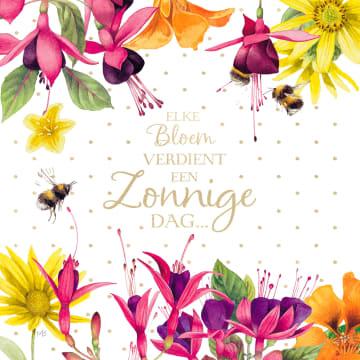 - Kaart-flowers-by-Marjolein-Bastin-elke-bloem-verdient-een-zonnige-dag