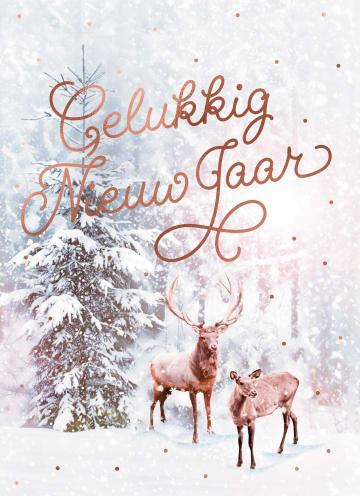 - nieuwjaarskaart-gelukkig-nieuwjaar-hert