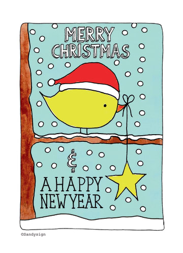 - Sandysign-kerstkaart-merry-christmas-a-happy-new-year