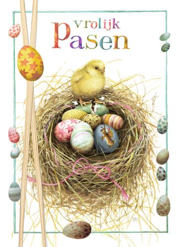 - kuiken-met-nestje-eieren