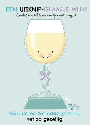 - zwangerschap-een-uitknip-glaasje-wijn