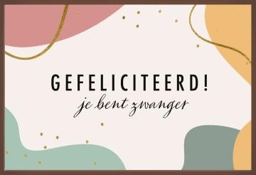 - zwangerschap-felicitatie-chocolade-gefeliciteerd