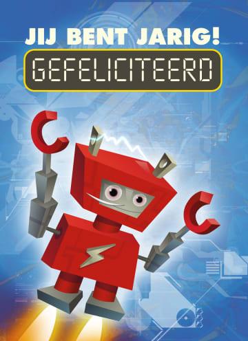 - rode-robot-gefeliciteerd