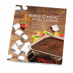 BBQ Chocolade & mallows190 G img