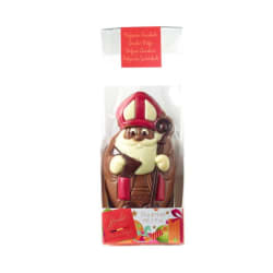 Chocolate hollow Saint Nicholas 55 G in luxurious bag img