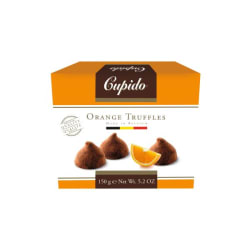 Chocolate cocoa truffles orange 150 G img