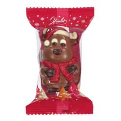 Chocolade holfiguur 'Jules' 55 G img