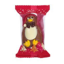 Chocolade holfiguur 'Happy' 55 G img