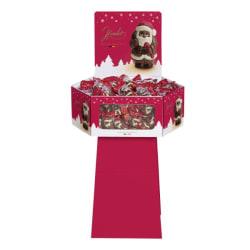 Chocolade holfiguur 'Santa' 55 G img