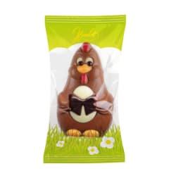 Schokoladen Höhlfigur 'Huhn Funny' 55 G img