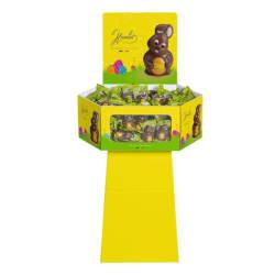 Chocolade holfiguur 'Fluffy' 55 G img