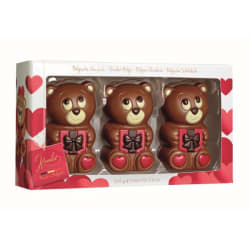Figurines creuses tripack Ours 165 G img