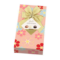 Assortment Belgian chocolates with bow 'Spring Line' 125 G img