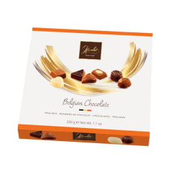 Assortment Belgian chocolates 200 G img