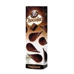 Chocolate thins dark 125 G img