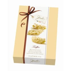 Chocolate flake truffles white 125 G img