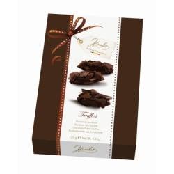 Schokoladen Borkenkonfekt  Zartbitter 125 G img