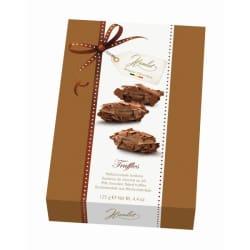 Chocolate flake truffles milk 125 G img