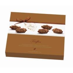 Schokoladen Borkenkonfekt  Milch 200 G img