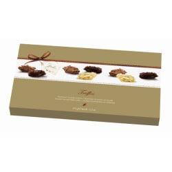 Assorted chocolate flake truffles 375 G img