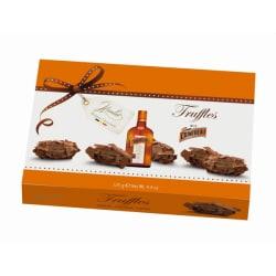 Chocolate liqueur flake truffles Cointreau 125 G img