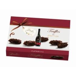 Chocolate liqueur flake truffles Cognac 125 G img