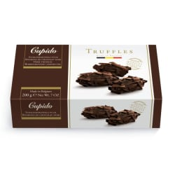 Chocolate flake truffles dark 200 G img